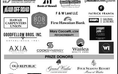 Mahalo Ad in the Maui News