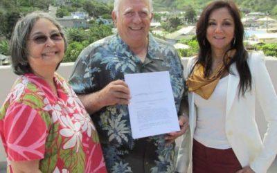 Nā Hale O Maui Takes Possession of 12  100 percent Affordable Housing Lots in Lahaina