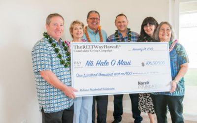Nā Hale nets $100,000 housing grant